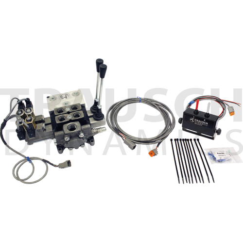 31 GPM 12 VDC ELECTRIC DIRECTIONAL VALVE W/ CONTROL KITS