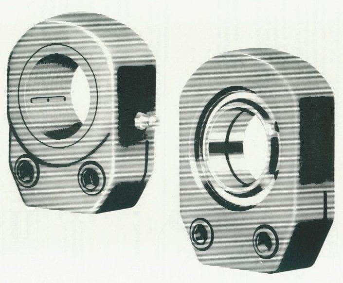 TGL 21549 - Kolbenstangenköpfe für Arbeitszylinder