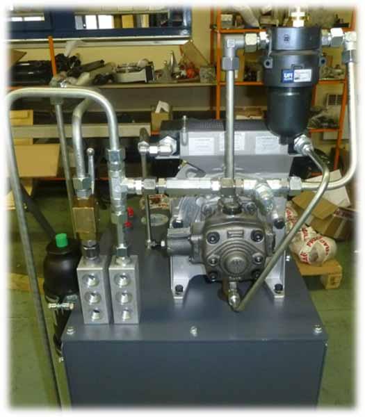 Composants Hydrauliques Duplomatic Oleodynamica
