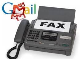 fax using gmail