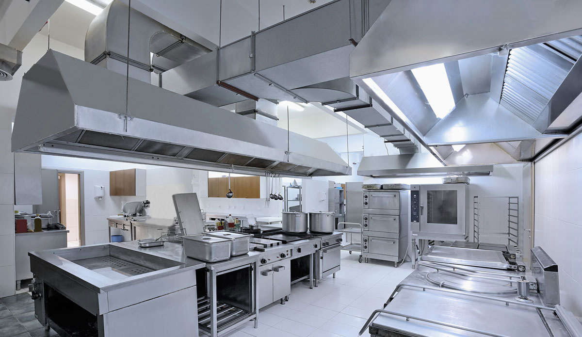 Kitchen Vent Hood and Exhaust Cleaning by HydroClean
