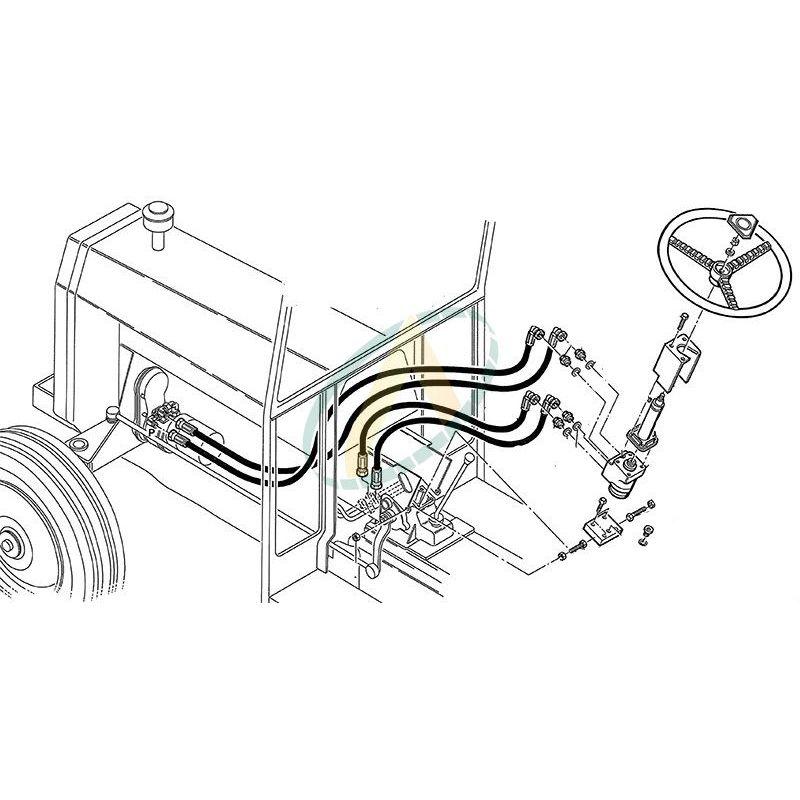 Schema Electrique Tracteur Massey Ferguson 135