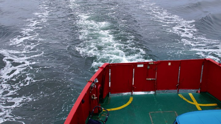 Innovations in new ferry project