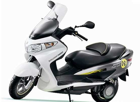 APFCT sees limited launch for hydrogen scooters