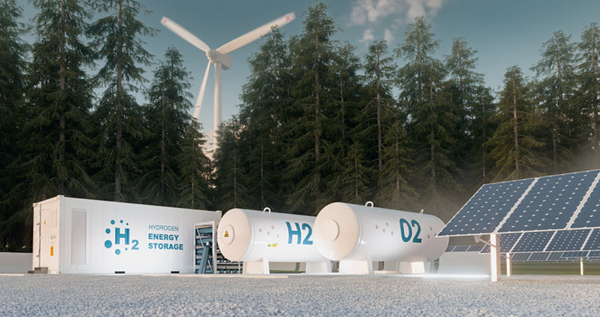 Purdue University research on hydrogen fuel storage looks very promising
