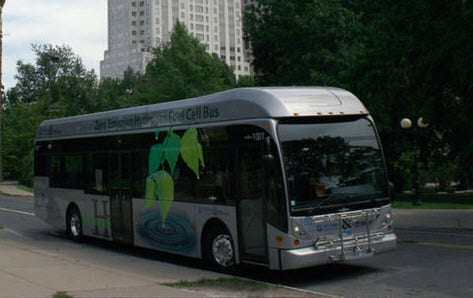 UTC Power sets new performance record with fleet of hydrogen-powered buses