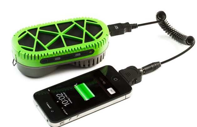 Mobile energy finds an advocate in myFC, creators of the PowerTrekk energy system