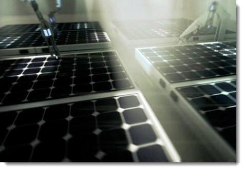 Alternative energy news on solar cells