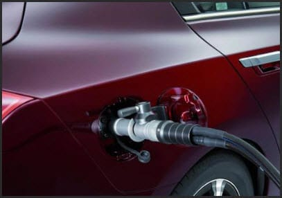 Challenges and benefits of hydrogen powered cars