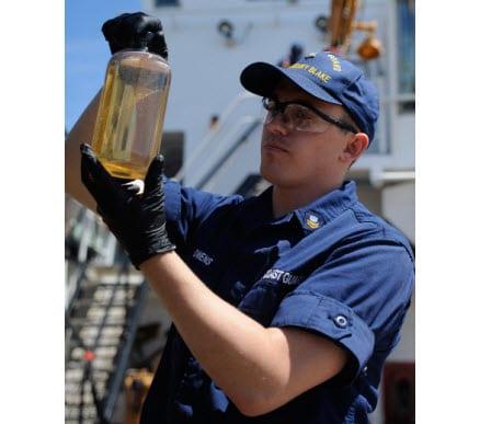 Biofuels find a home within the U.S. Coast Guard
