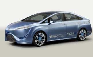 Toyota Hydrogen fuel vehicle
