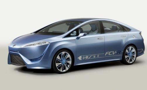 Toyota unveils ambitious plans for hydrogen fuel vehicles