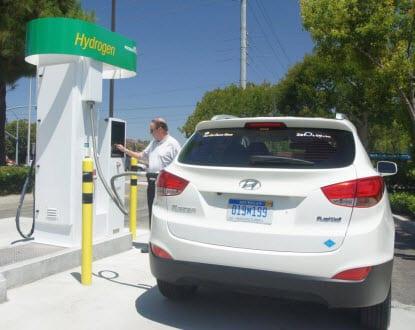 Hydrogen fueling technologies