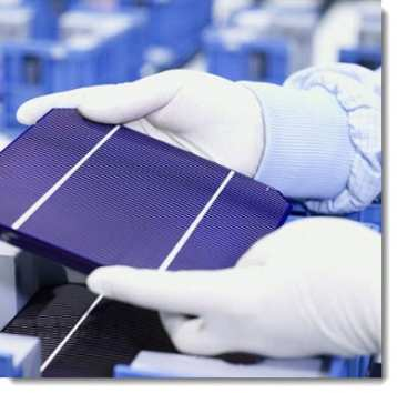 Solar cell efficiency research