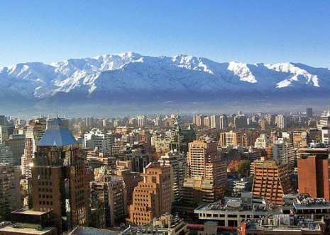 Chile Solar Energy