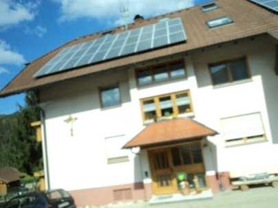 Solar Energy Home Germany