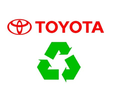 Toyota leading the way in clean technology patents
