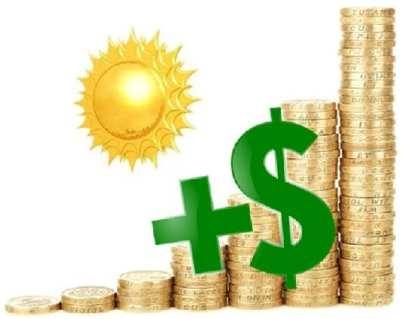 Solar energy DOE funding
