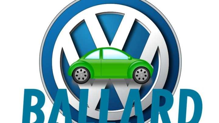 Volkswagen shows stronger interest in hydrogen fuel