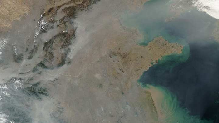 Beijing announces plans to tackle air pollution