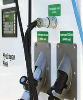 Hydrogen Fuel Stations to be built
