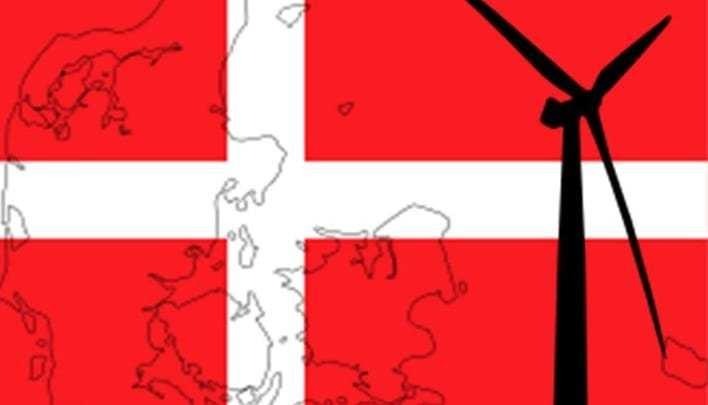Wind energy helps Denmark reach major milestone