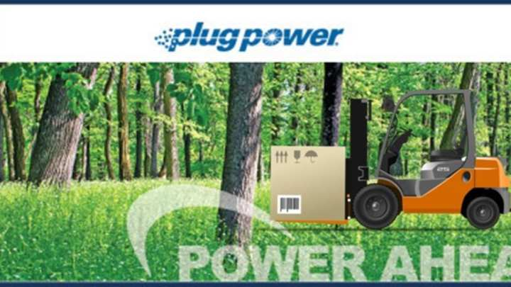 Plug Power unveils new hydrogen fuel cell