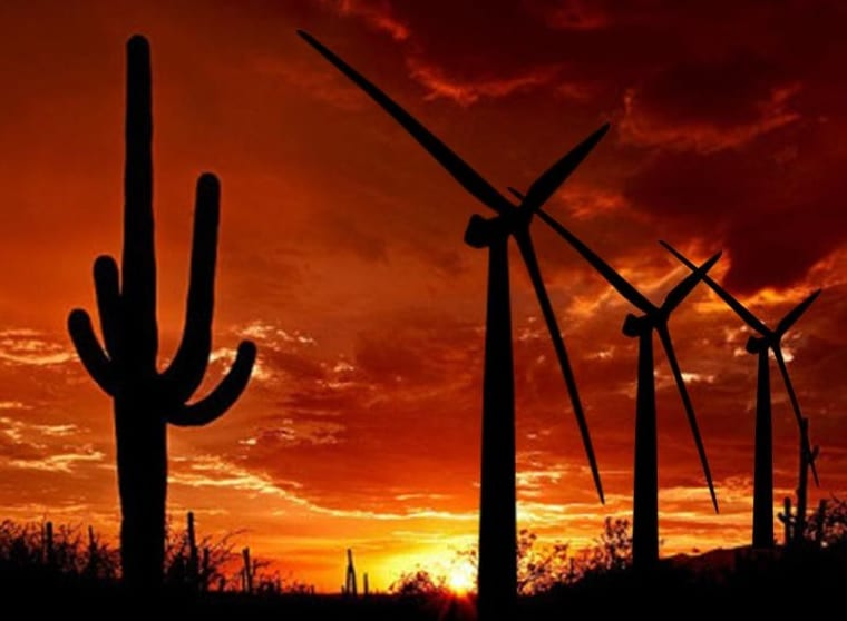 New wind energy project to take root in Arizona