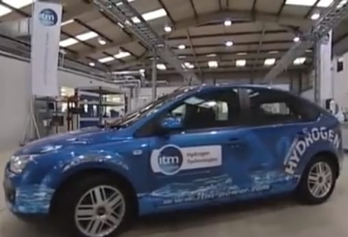 ITM Power chosen to operate hydrogen fuel facility in the UK
