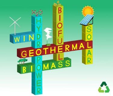 Alternative energy - Geothermal