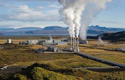 Iceland Geothermal Energy Plan