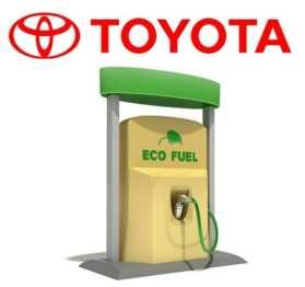 Toyota - Hydrogen Fuel