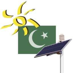 Pakistan - Solar Energy Project