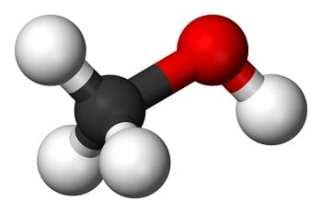 Methanol 3D Formula - Methanol Fuel Cells