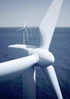 Offshore Wind Energy Farm