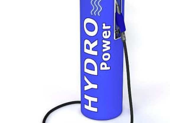 hydrogen fuel gas station