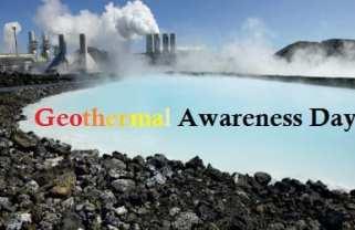 Geothermal Energy - Geothermal Awareness Day