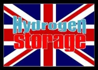 Hydrogen Fuel Storage - UK