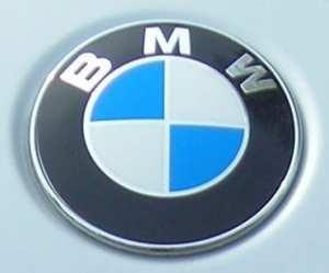 Hydrogen Fuel - BMW logo