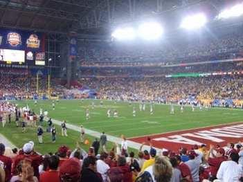 Green Energy - University of Phoenix Stadium