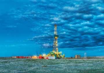 Fracking - Oil Producion