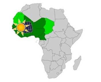 West Africa - Solar Energy