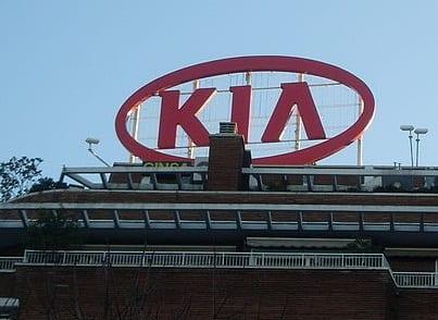 Clean Transportation - KIA Logo