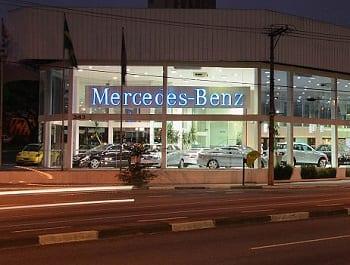 Mercedes-Benz - Hydrogen Fuel Vehicle