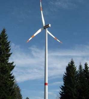 Wind Energy - Wind Turbine Power