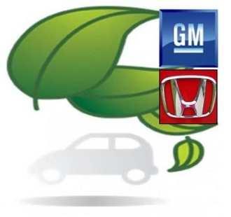 Hydrogen Fuel Projects - General Motors and Honda