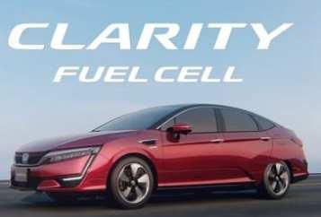 Honda Clarity - Fuel Cell Vehicle