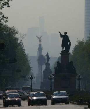 Air Pollution - Mexico City