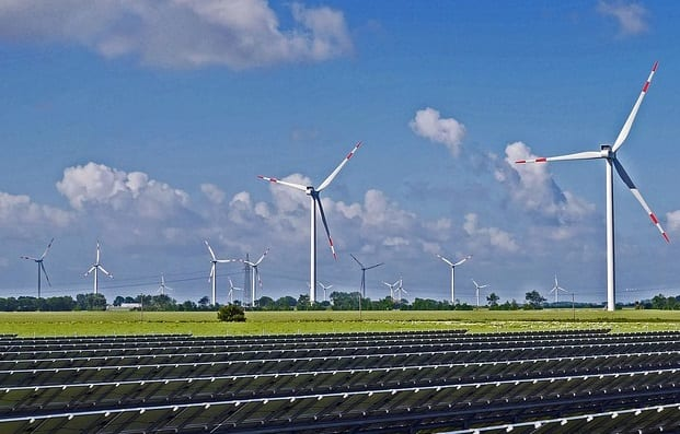 Renewable energy is quickly becoming less expensive than fossil-fuels