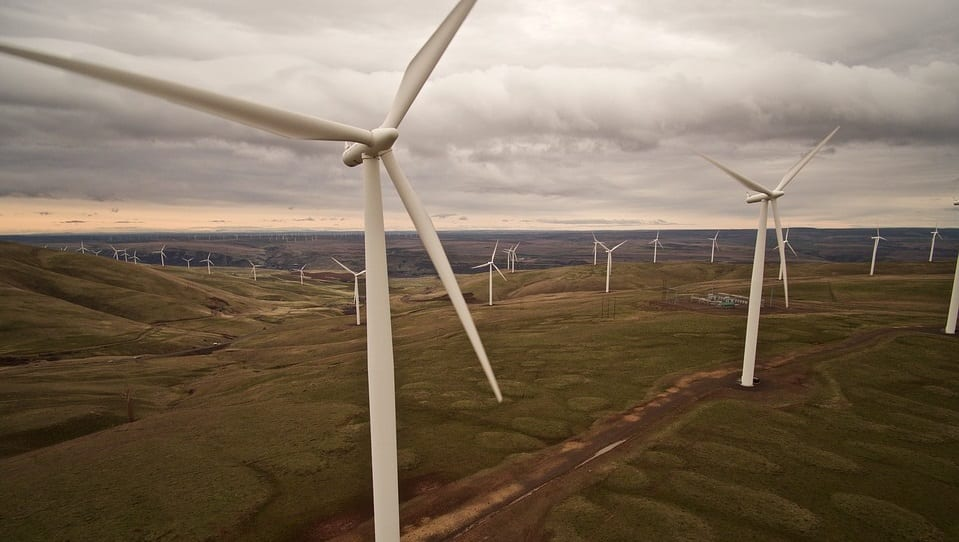 China leads the world in wind energy installations
